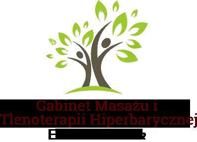 Gabinet Masażu i Tlenoterapii Hiperbarycznej Ewelina Kwolek
